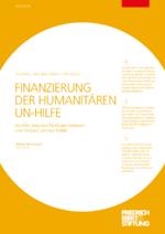 Finanzierung der humanitären UN-Hilfe